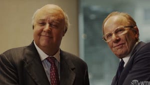 See Russell Crowe's Shocking Transformation as Fox News' Roger Ailes in The Loudest Voice Trailer
