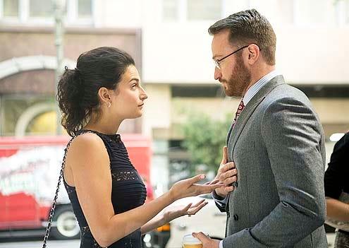 "House of Lies - Season 3 - ""Power"" - Jenny Slate and Josh Lawson"