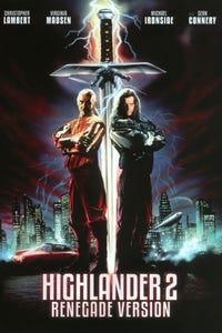Highlander 2: The Quickening as Gen. Katana