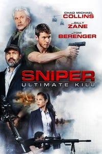 Sniper: Ultimate Kill as Kate Estrada