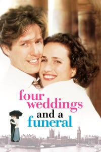 Four Weddings and a Funeral as Lord Hibbott (2nd Wedding)