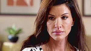 """Janice Dickinson on Celebrity Rehab: """"I'm Having Thoughts of Suicide"""""""