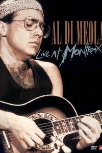 Al Di Meola: Live at Montreux 1986/1993 as Guitar