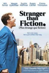 Stranger Than Fiction as Penny Escher