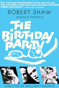 The Birthday Party as Stanley Weber