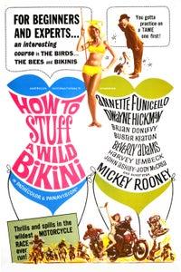 How to Stuff a Wild Bikini as Eric Von Zipper