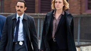 On the Set of Chloë Sevigny's New A&E Crime Thriller Those Who Kill