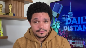 Trevor Noah Gives a History Lesson to Kamala Harris' Racist Critics as She Accepts Her VP Nomination