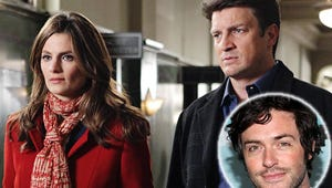 Castle Exclusive: Lie to Me Star Sets His Sights on Beckett