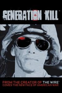 """Generation Kill as Lt. Col. Stephen """"Godfather"""" Ferrando"""