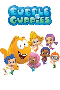 Bubble Guppies as Night Wizard
