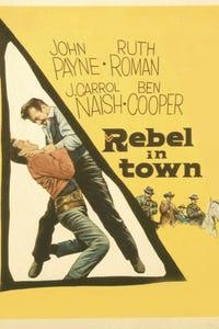 Rebel in Town as Frank Mason