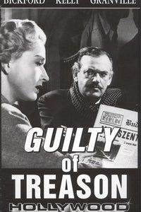 Guilty of Treason as Commissar Belov