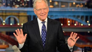 David Letterman Signs Off with Star-Studded, Heartfelt Goodbye