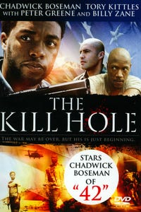 The Kill Hole as Lt. Samuel Drake