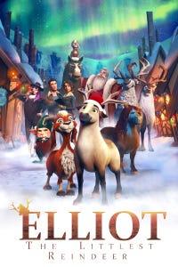 Elliot the Littlest Reindeer