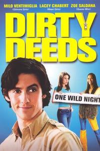 Dirty Deeds as Zach Harper