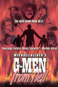 G-Men From Hell as Marete