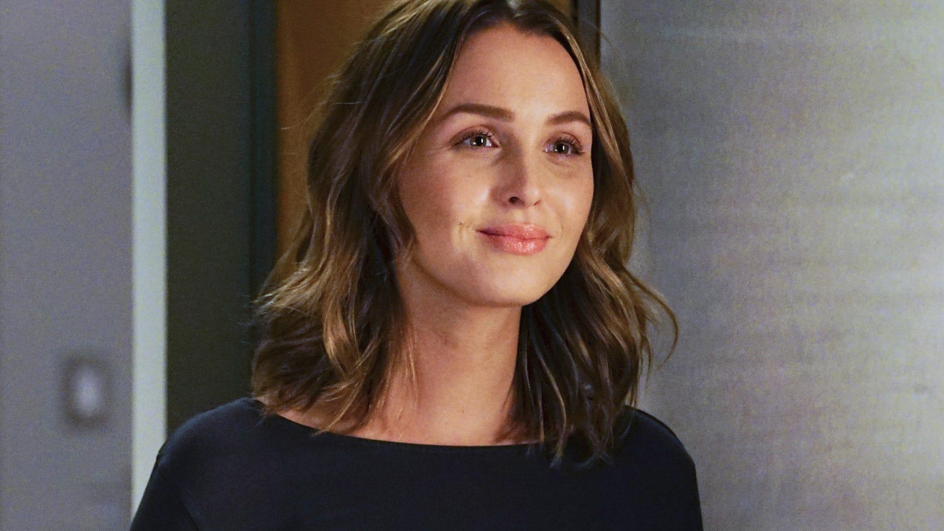 Camilla Luddington, Grey's Anatomy