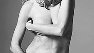 Heidi Klum Goes Nude for Allure's May Issue