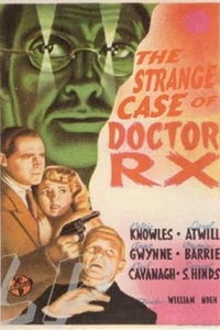 The Strange Case of Dr. Rx as Dudley Crispin