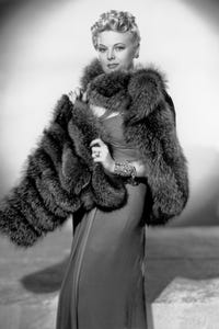 Constance Worth as Miss Dooley