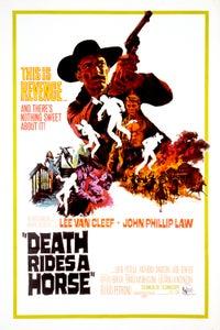 Death Rides a Horse as Burt Cavanaugh