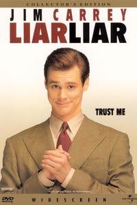 Liar Liar as Busty Woman on Elevator