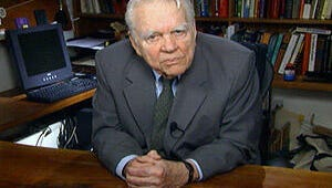 60 Minutes Vet Andy Rooney in Stable Condition After Surgery