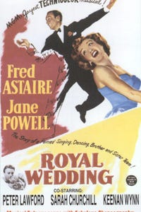 Royal Wedding as Ellen Bowen