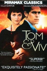 Tom & Viv as Tom Eliot
