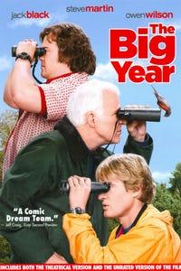 The Big Year as Lanky Birder