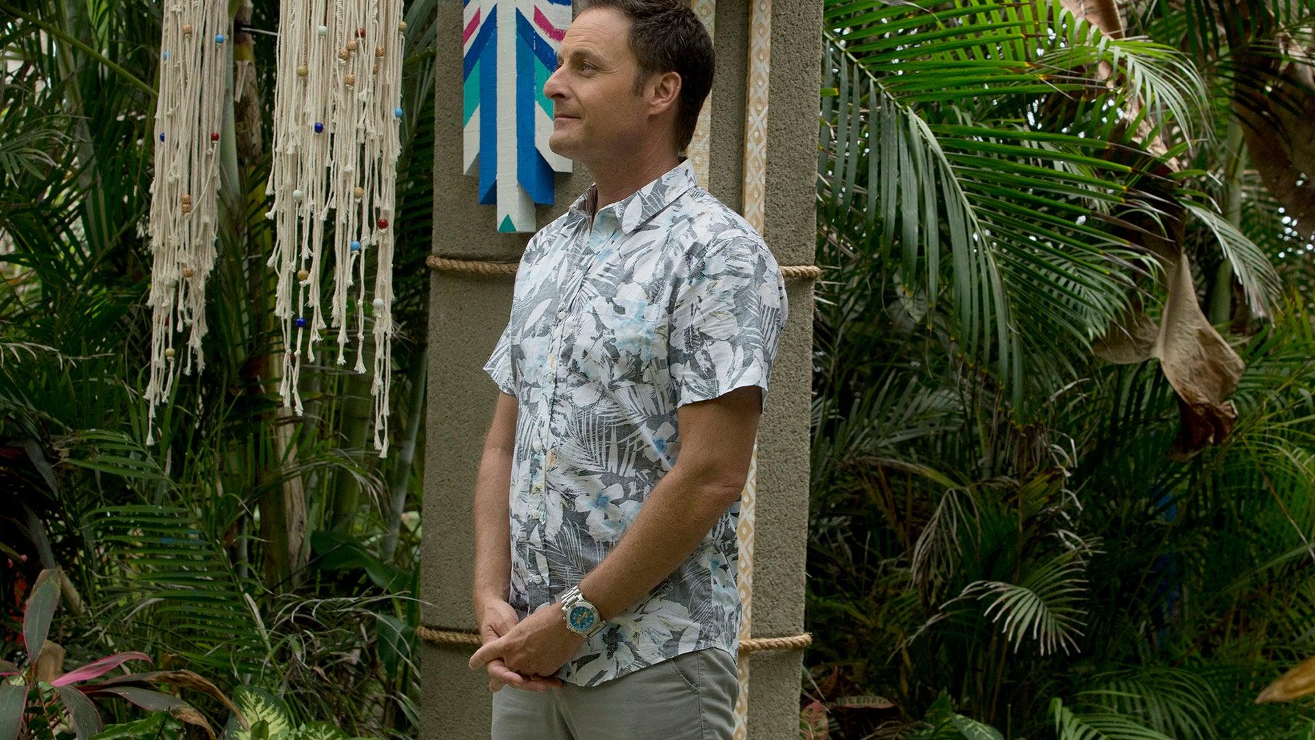 Chris Harrison, Bachelor in Paradise