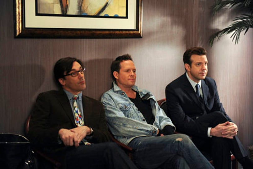 """30 Rock - Season 4 - """"Anna Howard Shaw Day"""" -  Jon Hamm, Dean Winters and Jason Sudeikis"""