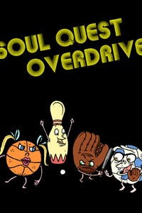 Soul Quest Overdrive as Tammy