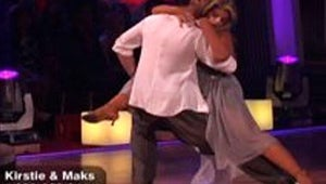 Kirstie Alley's Dancing Fall Was No Big Deal