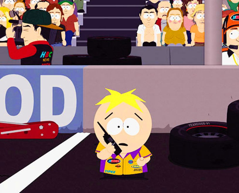 """South Park - Season 14 - """"Poor and Stupid"""" - Butters"""