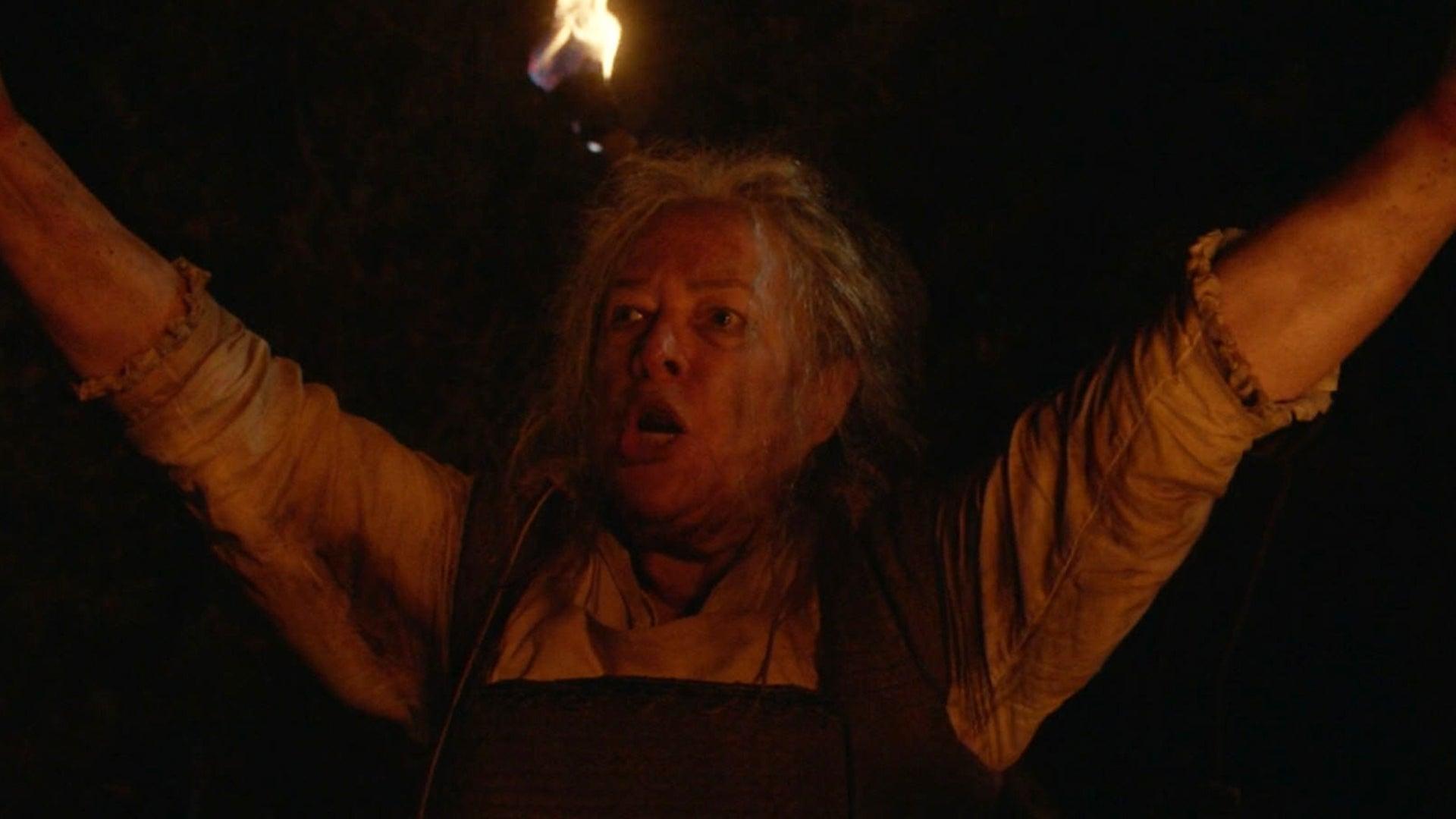Kathy Bates, American Horror Story: Roanoke