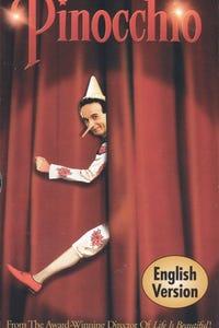 Pinocchio as The Blue Fairy  [U.S. Version]