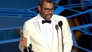 Jordan Peele Made History With His First Oscar Win