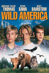 Wild America as Marshall Stouffer