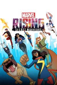 Marvel Rising: Secret Warriors as Carol Danvers/Captain Marvel