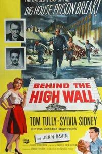 Behind the High Wall as Hilda Carmichael