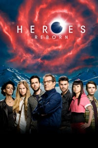 Heroes Reborn as Quentin Frady