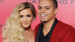 Ashlee Simpson Engaged to Diana Ross' Son Evan Ross