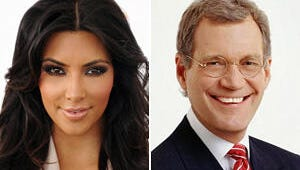 Awkward Top Moments with Letterman, Kardashian and Little Sally Draper
