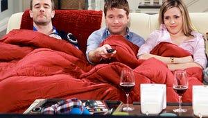 Monday TV: Mother Ends, Friends Begins