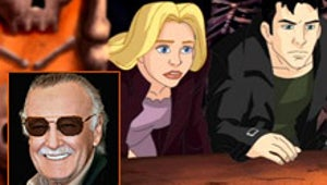 Stan Lee Previews His Latest Work, Plus the New Spider-Man and Fantastic Four!