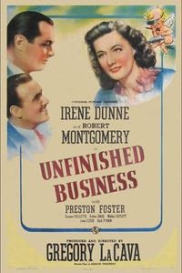 Unfinished Business as Man