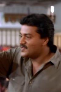 Sunil as Vasu's Friend